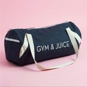 """Private Party """"Gym & Juice"""" Duffle Bag"""